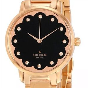 Kate Spade Rose Gold Watch! New!!